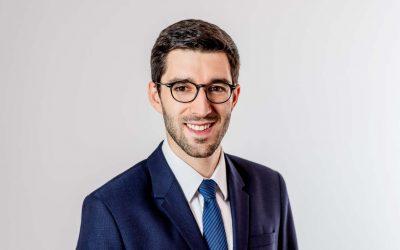 """Julian Drexler ist Product Owner unseres neuen Leistungsangebots """"Datenschutz in SAP & SAP ILM"""""""
