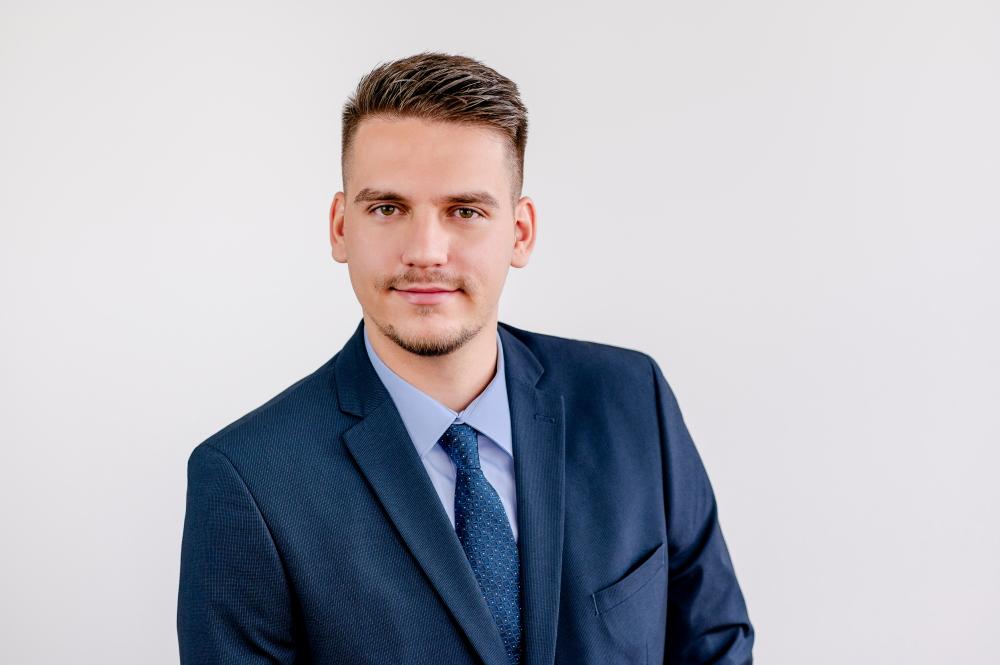 Progon Leci ist Product Owner SAP FS-CD
